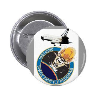 NASA Space Shuttle Program Pins