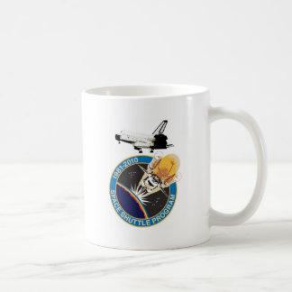 NASA Space Shuttle Program Coffee Mug
