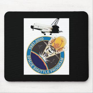 NASA Space Shuttle Program Mouse Pad