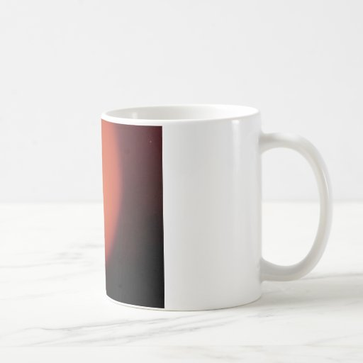 Nasa Space Shuttle Sun Coffee Mug