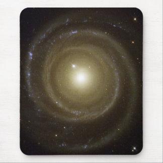 NASA - Spiral Galaxy NGC4622 Spins Backwards Mouse Pad