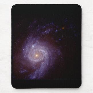 NASA - Star-Burst Spiral Galaxy NGC3310 Mouse Pad