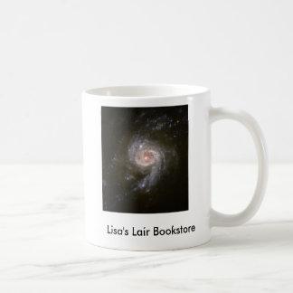 NASA - Starburst Galaxy NGC3310 Bookstore Promo Coffee Mug