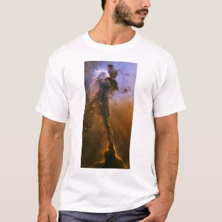NASA - Stellar Spire in the Eagle Nebula T-Shirt