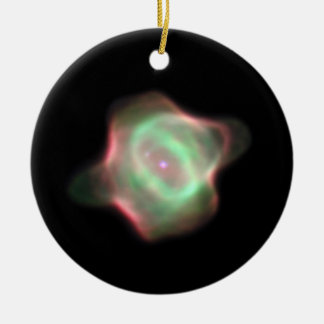 NASA Stingray Nebula (Hubble) Ceramic Ornament