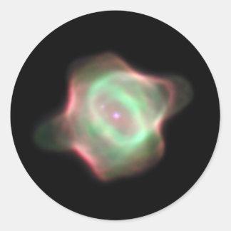 NASA Stingray Nebula (Hubble) Classic Round Sticker