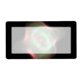 NASA Stingray Nebula (Hubble) Label
