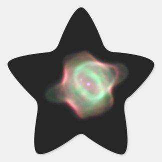 NASA Stingray Nebula (Hubble) Star Sticker