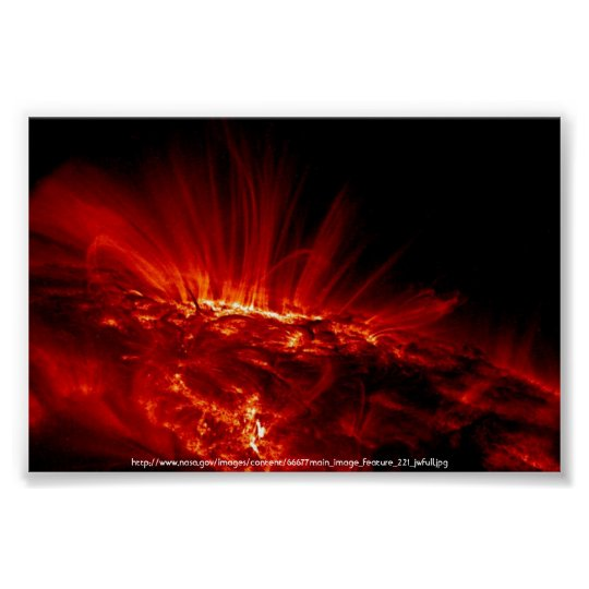 NASA - Sunspot - September 2000 Poster