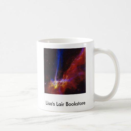 NASA - The Cygnus Loop Supernova Remnant Promo Classic White Coffee Mug