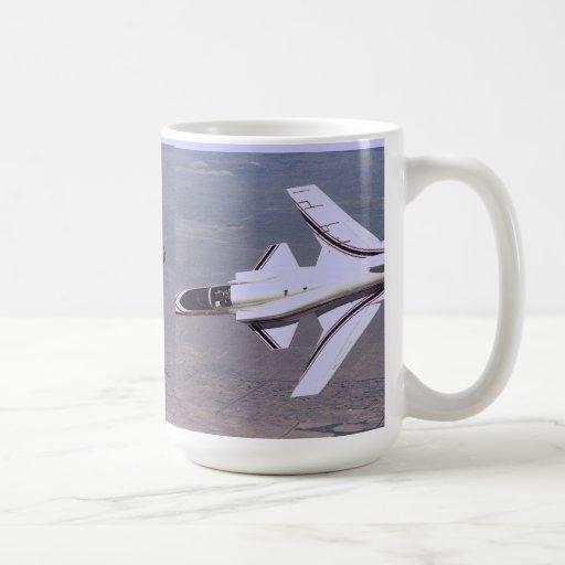 NASA X-29 experimental Taza De Café
