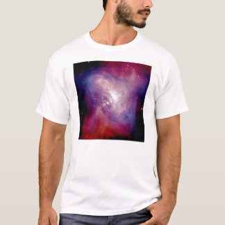 NASA - X-Ray & Optical Images of the Crab Nebula T-Shirt
