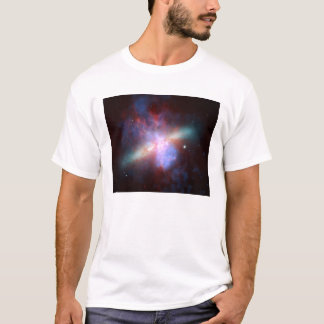 NASA - X-ray-Visible-Infrared Image of M82 T-Shirt