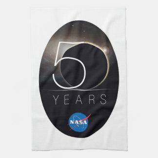NASA's 50th Anniversary Kitchen Towel