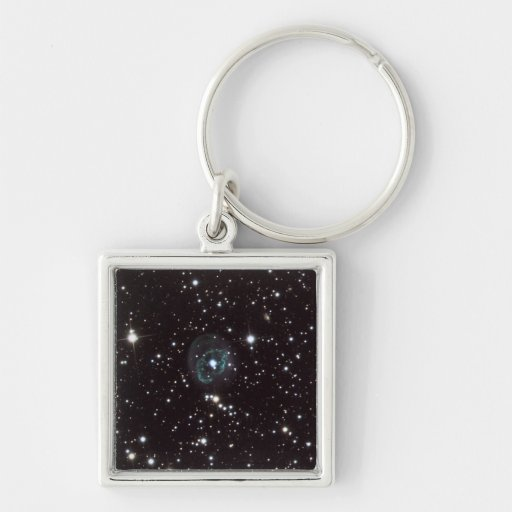 NASAs Abell_78 nebula Keychain