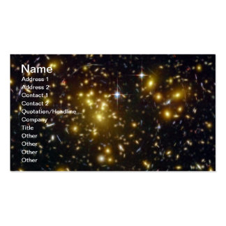 NASAs Abell Business Card