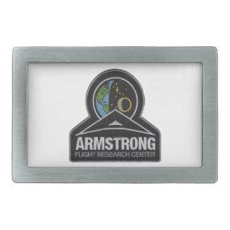 NASA's AFRC Logo Rectangular Belt Buckle