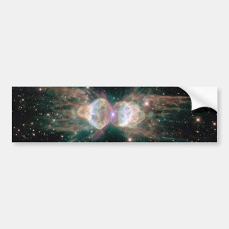 NASAs Ant Nebula Bumper Sticker