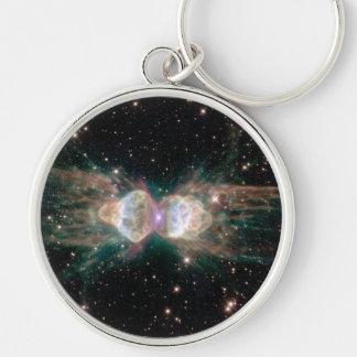 NASAs Ant Nebula Keychain