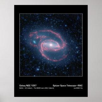 NASAs arrolló la galaxia Posters
