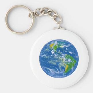 NASAs Big Blue Marble Keychains