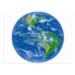 NASAs Big Blue Marble Postcard