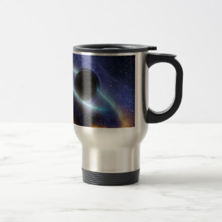 NASAs Black hole grabs starry snack Mug