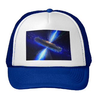 NASAs Black Hole Trucker Hat