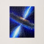 NASAs Black Hole Jigsaw Puzzles