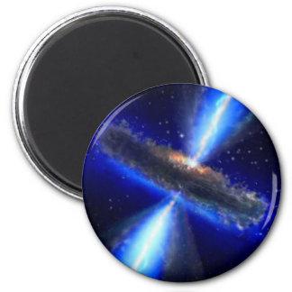 NASAs Black Hole Magnets