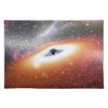 NASAs Black hole Place Mat