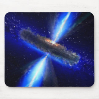 NASAs Black hole sucks all Ae01f Mouse Pad
