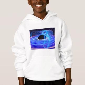 Nasa's Blue Black Hole Hoodie