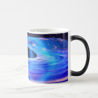 Nasa's Blue Black Hole Magic Mug