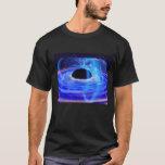 Nasa's Blue Black Hole T-Shirt