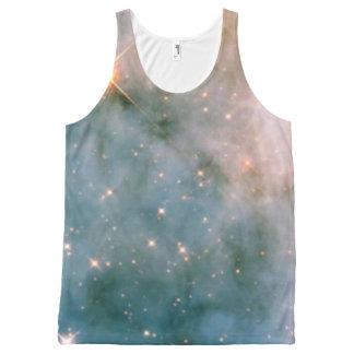 NASAs Carina nebula All-Over Print Tank Top