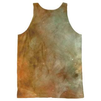 NASAs Carina nebula All-Over-Print Tank Top