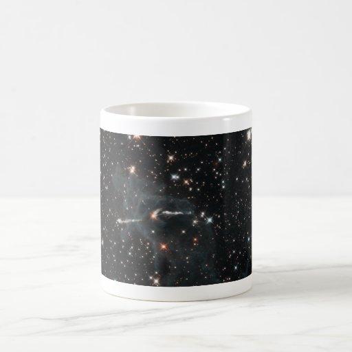NASAs Carina Nebula Classic White Coffee Mug