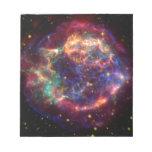 NASAs Cassiopeaia supernova Notepad