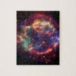 NASAs Cassiopeaia supernova Puzzles