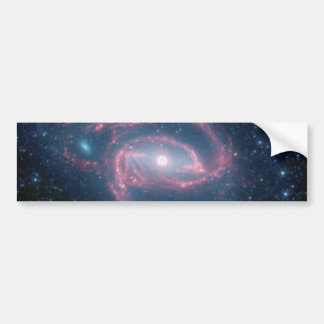 NASAs Coiled Creature of the Night Bumper Stickers