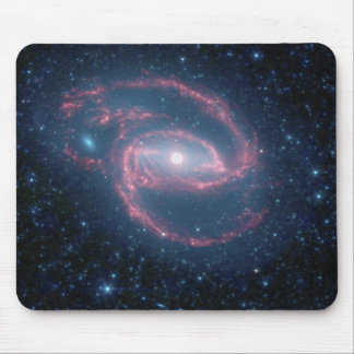 NASAs Coiled Creature of the Night Mouse Pad