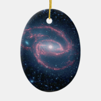 NASAs Coiled Creature of the Night Christmas Tree Ornament