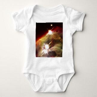 NASAs Cone Nebula Baby Bodysuit