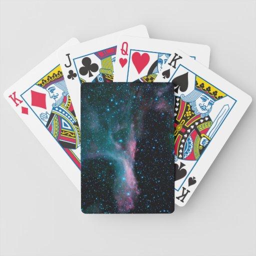 NASAs Cosmic Dancer Bicycle Playing Cards
