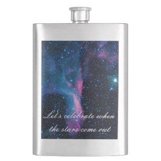 NASAs Cosmic Dancer DG 129 Flask