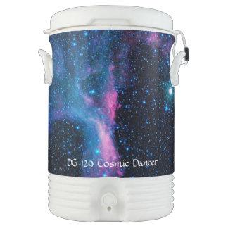 NASAs Cosmic Dancer DG 129 Igloo Beverage Cooler