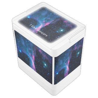 NASAs Cosmic Dancer DG 129 Igloo Drink Cooler