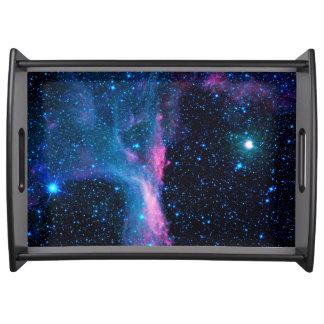 NASAs Cosmic Dancer DG 129 Serving Trays