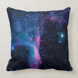 NASAs Cosmic Dancer DG 129 Throw Pillow